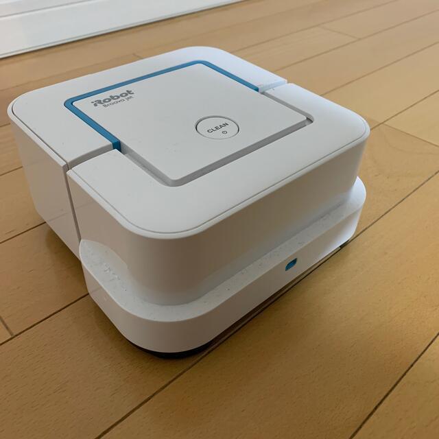 iRobot(アイロボット)のブラーバ IROBOT braava アイロボット ルンバ スマホ/家電/カメラの生活家電(掃除機)の商品写真