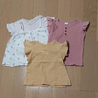 アカチャンホンポ - 赤ちゃん本舗Tシャツ 100cm
