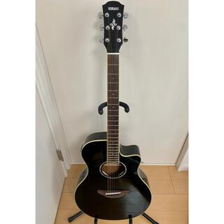 ヤマハ(ヤマハ)の【美品‼️】YAMAHA APX600 エレアコ アコギ(アコースティックギター)