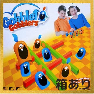 GW値下げ中【箱あり】ゴブレットゴブラーズ GOBBLET GOBBLERS(オセロ/チェス)