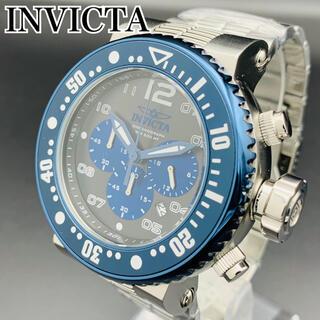 インビクタ(INVICTA)の【新品】インビクタ 腕時計 グランドプロダイバー ブルー クォーツ メンズ(腕時計(アナログ))