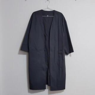 ムジルシリョウヒン(MUJI (無印良品))のももちゃん様専用 MUJI コート(ロングコート)