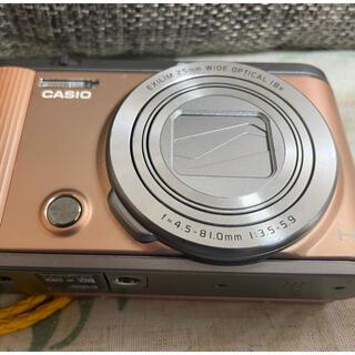 カシオ(CASIO)の[美品です]CASIO EXILIM EX-ZR1700(コンパクトデジタルカメラ)