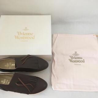 ヴィヴィアンウエストウッド(Vivienne Westwood)の【ご確約】ロッキンホース・ゴルフ/ヴィヴィアン・ウェストウッド(ローファー/革靴)
