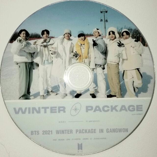 防弾少年団(BTS)(ボウダンショウネンダン)のBTS 2021 winter package 高画質日本語字幕韓国・江原道( エンタメ/ホビーのDVD/ブルーレイ(ミュージック)の商品写真