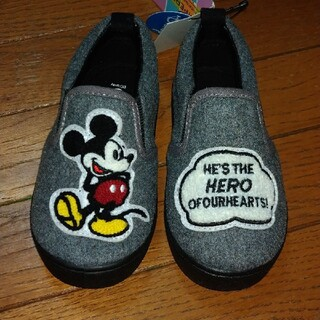 アンパサンド(ampersand)のミッキー靴(スニーカー)