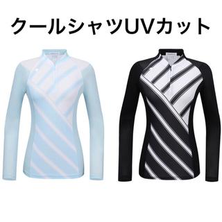 DESCENTE - DESCENTEレディース 韓国クールシャツ新品、正規品