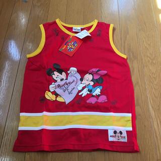Disney - 新品 ミッキー   タンクトップ  130