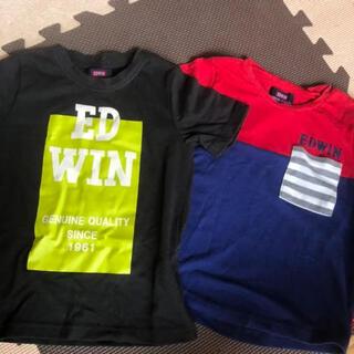 EDWIN - EDWIN Tシャツ トップス 2枚セット