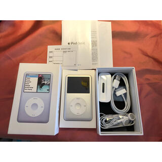 Apple - iPod classic 120GB silver 付属品未使用