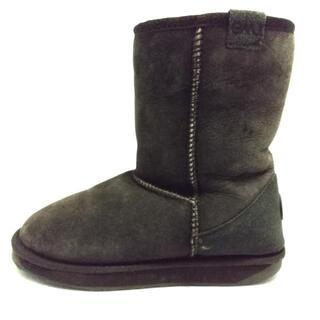 エミュー(EMU)のEMU(エミュ) レディース - ダークグレー(ブーツ)