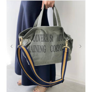L'Appartement DEUXIEME CLASSE - 【セット】アパルトモン Graphic Tote bag&Border Belt