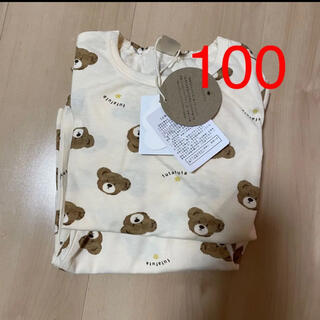 futafuta - バースデイ フタフタ パジャマ 100サイズ