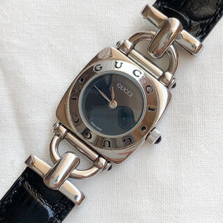 グッチ(Gucci)の【稼働品】GUCCI◆レディースウォッチ(腕時計)