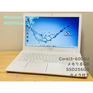 エイサー(Acer)の2018年製 サクサク動作 NE574-H38G/F i3/8G/SSD256G(ノートPC)