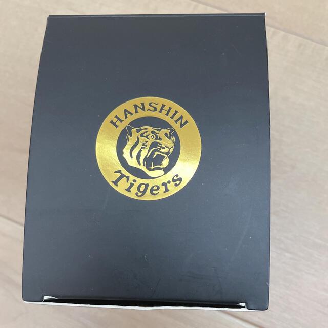 阪神タイガース(ハンシンタイガース)の阪神タイガース ウォッチ ファンクラブ限定 スポーツ/アウトドアの野球(応援グッズ)の商品写真