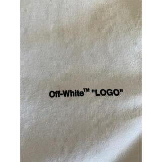 オフホワイト(OFF-WHITE)の本物off-White オフホワイト ロゴTシャツ(Tシャツ(半袖/袖なし))