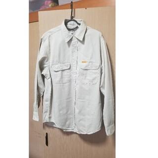 エドウィン(EDWIN)のエドウィン 長袖 カジュアル シャツ Mサイズ(シャツ)