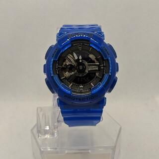 ベビージー(Baby-G)のG-SHOCK baby-G BA-110CR クリアブルー(腕時計(デジタル))