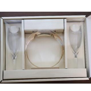 モエエシャンドン(MOËT & CHANDON)のモエシャンドンのペアグラス(グラス/カップ)