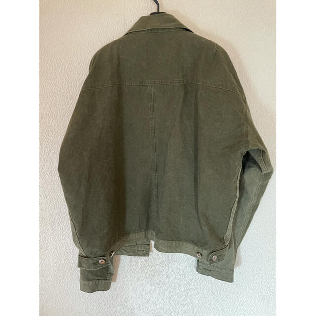 "FEAR OF GOD(フィアオブゴッド)のLAid Back (初期型)""Hollywood FIeld Jacket"" メンズのジャケット/アウター(ミリタリージャケット)の商品写真"