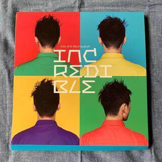 ジェイワイジェイ(JYJ)のジュンス XIA INCREDIBLE 2nd アルバム インクレ JYJ(K-POP/アジア)