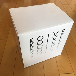 KOIVE(コイブ)のポータブル保冷温庫(冷蔵庫)(冷蔵庫)