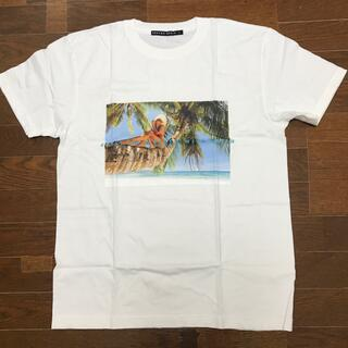 """アヴァランチ(AVALANCHE)のKRHYME  DENIM  """"BEACH GIRL """"(Tシャツ/カットソー(半袖/袖なし))"""