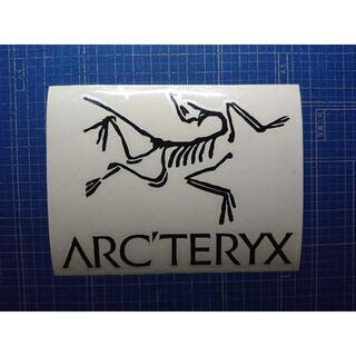 アークテリクス(ARC'TERYX)のカッティングシート加工(登山用品)