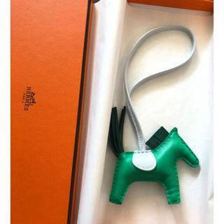 エルメス(Hermes)の新品、未使用,エルメス ロデオ 緑 チャーム(チャーム)
