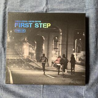 シーエヌブルー(CNBLUE)のFIRST STEP(K-POP/アジア)