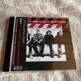 U2 ハウトゥディスマントルアンアトミックボム 国内版(ポップス/ロック(洋楽))