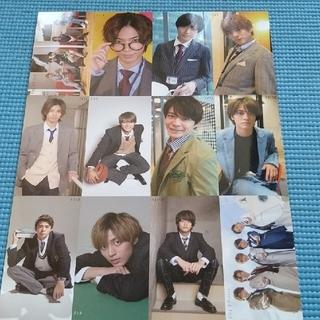 ジャニーズ(Johnny's)のMYOJO 厚紙生カード(アイドルグッズ)
