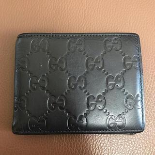 Gucci - GUCCI 財布 カードケース  折りたたみ