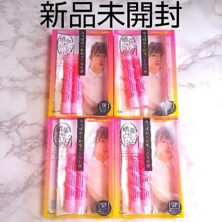 新品 カーラー おくれ毛スティック コテ ミニコテ ヘアアレンジ スタイリング(カーラー(マジック/スポンジ))