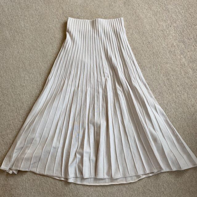 Mila Owen(ミラオーウェン)の新品未使用★ミラオーウェン ロングスカート レディースのスカート(ロングスカート)の商品写真