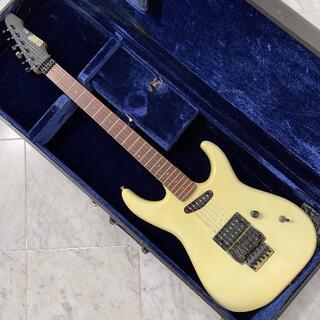 イーエスピー(ESP)の希少 ESP M-1 エレキギター 1980年代~90年代物 日本製(エレキギター)