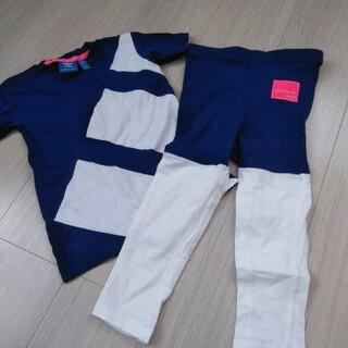 アディダス(adidas)のadidas セットアップ 100(Tシャツ/カットソー)