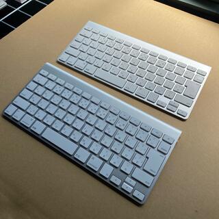 アップル(Apple)のアップル マジックキーボード 乾電池モデル 2台セット(PC周辺機器)
