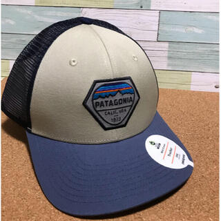 patagonia - ラスト1!日本未発売 新品)Patagonia Cap ロゴキャップ