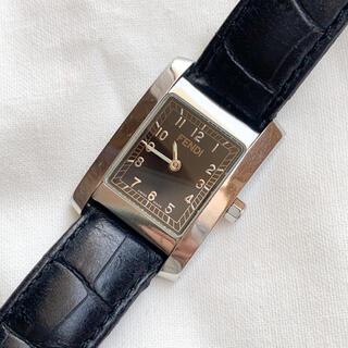 フェンディ(FENDI)の【稼働品】美品!FENDI◆7000L レディースウォッチ(腕時計)