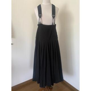 Yohji Yamamoto - y's サスペンダースカート