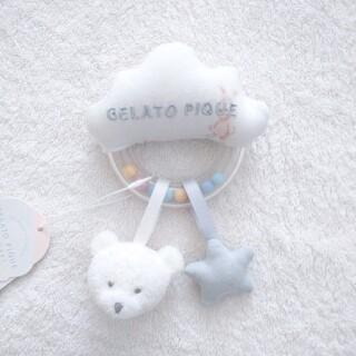 gelato pique - 【新品】【ジェラートピケ】がらがら  くも  くま  星