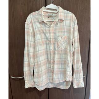 ヤヌーク(YANUK)のヤヌーク チェックシャツ(シャツ/ブラウス(長袖/七分))
