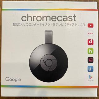 グーグル(Google)のGOOGLE CHROMECAST (2ND GEN) BLACK(その他)
