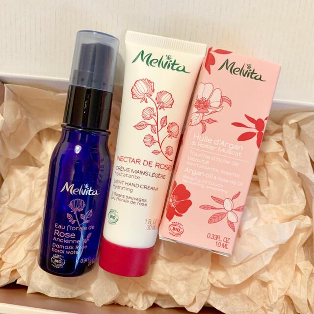 Melvita(メルヴィータ)のメルヴィータ スキンケアセット コスメ/美容のスキンケア/基礎化粧品(化粧水/ローション)の商品写真