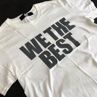 エム(M)のキムタク着 Mエム×Marbles マーブルズ WE THE BEST(Tシャツ/カットソー(半袖/袖なし))