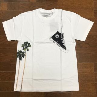 """アヴァランチ(AVALANCHE)のKRHYME  DENIM  """"PALM TREE """"(Tシャツ/カットソー(半袖/袖なし))"""