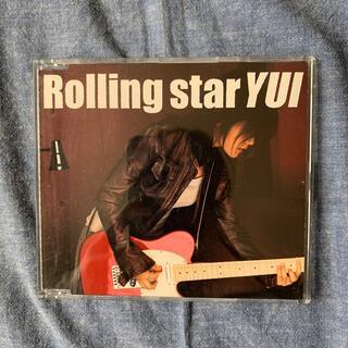 YUIシングル   Rolling star(ポップス/ロック(邦楽))