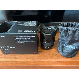 Panasonic - 【美品】LUMIX G X VARIO 12-35mm/F2.8 II ASPH